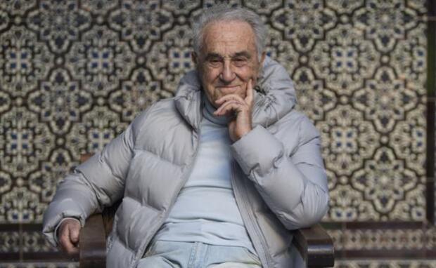 José María Carrascal: «A veces me pregunto qué he hecho para tener tanta suerte»