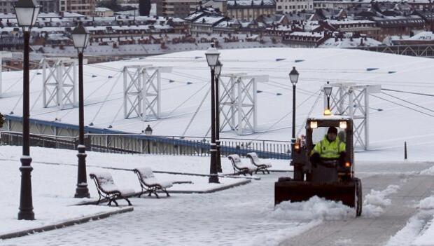 Estas son las carreteras que Tráfico apunta tendrán problemas por nevadas