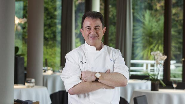 Martín Berasategui: «Queda mucho por hacer en la cocina»