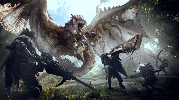 Monster Hunter World: cuando el hombre también es la presa
