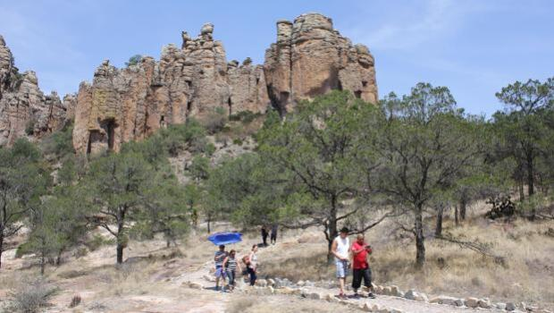 El pueblo minero fundado por españoles que hoy es patrimonio mundial