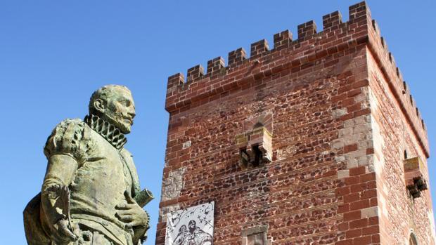Así #EsAlcázar, cuna de Cervantes y destino de interior