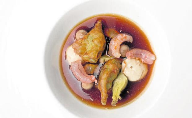 De dónde viene la expresión «a la sopa boba» y dónde probar con éxito este plato