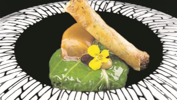 Dónde comer en España buenos platos con berza