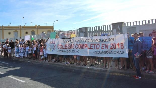 La Junta adjudica el proyecto de ampliación del colegio Rodríguez Almodóvar