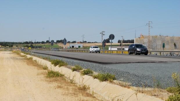La carretera Alcalá de Guadaíra - Dos Hermanas suma un nuevo retraso en su ejecución