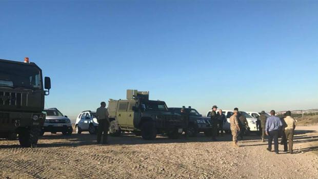 Kazajistán quiere fabricar el modelo militar de Santana Motor con componentes de Linares