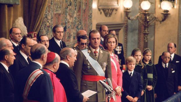 El álbum de la vida de Don Juan Carlos