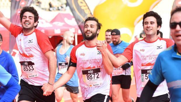 ¿Has corrido la Media Maratón de Sevilla? ¡Búscate aquí! (y 3)