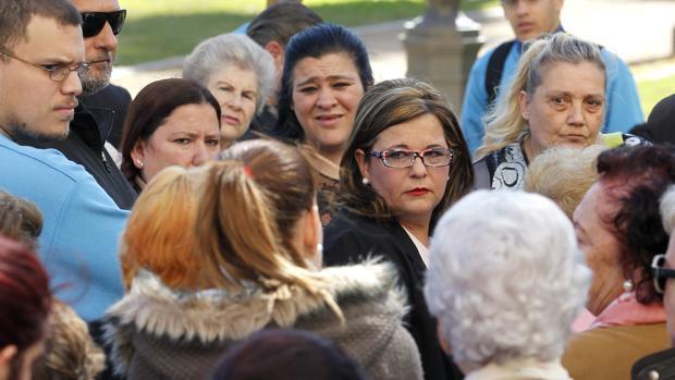 Denuncian una agresión de la presidenta de Guadalquivir Futuro a dos personas vinculadas al caso