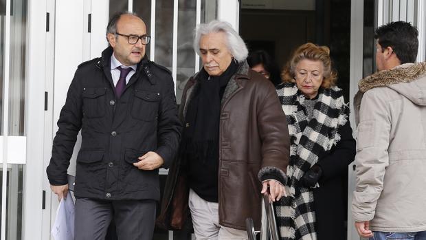 Rafael Gómez ingresará en la cárcel pese a su recurso ante el Constitucional