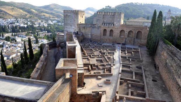 El nuevo sistema «inteligente» de venta de entradas de la Alhambra