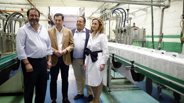 El PP intenta ponerse entre el PSOE y Ciudadanos