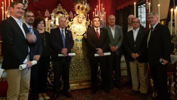 Encuentro de presidentes en Granada
