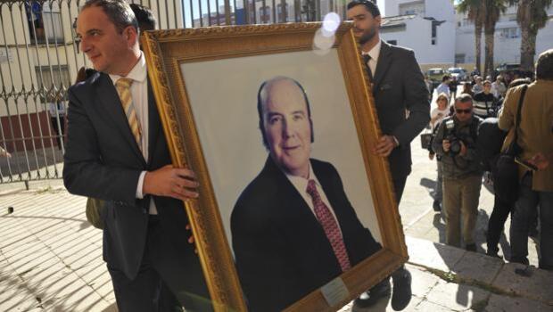 Málaga despide a Gregorio y se queda con el recuerdo de Chiquito