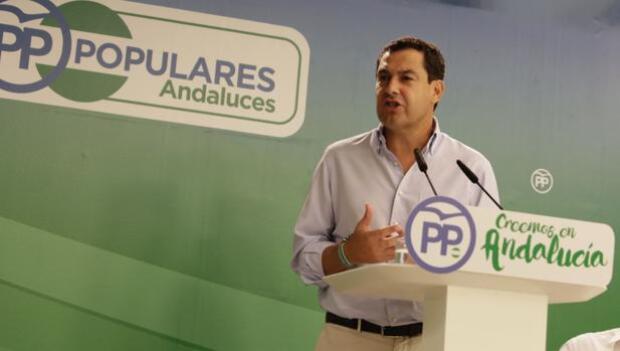 El PP celebrará el 4D con una performance en la calle Larios de Málaga