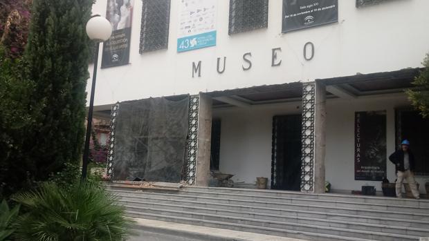 El Museo Provincial de Huelva «se cae a trozos»