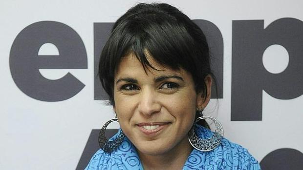 Teresa Rodríguez registra la marca «Marea andaluza» sin consultar a Podemos ni IU