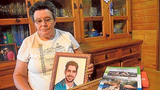«A veces pienso que mi hermano Juan Antonio Gómez está vivo; tuvo que ser un accidente»