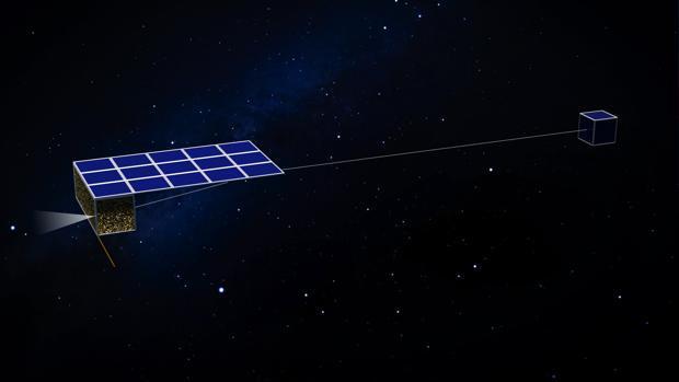 Proponen enviar una flota de nanonaves a 300 asteroides
