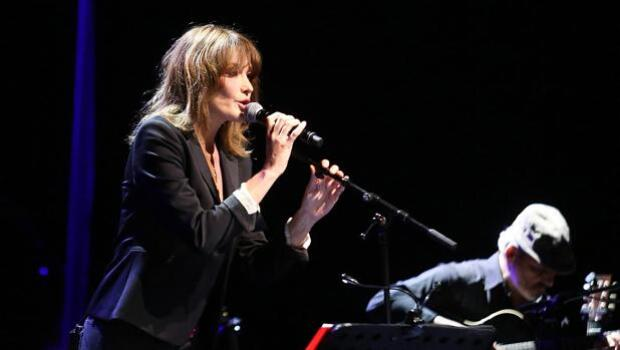 Carla Bruni actuará en enero en Madrid y Barcelona