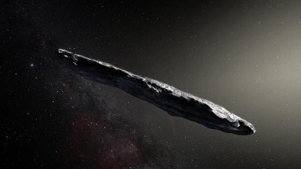 Sin señales inteligentes del primer visitante interestelar