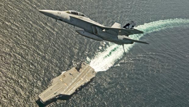 Un piloto de combate de EE.UU. sobre un OVNI: «Aceleró como nada que haya visto»