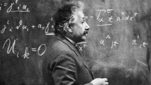 Los momentos estelares de Albert Einstein