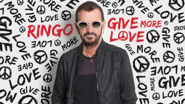 Ringo Starr, de nuevo en la carretera