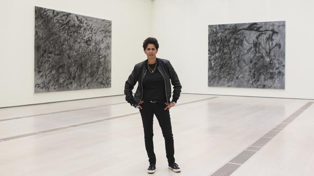 Julie Mehretu: la reinvención de la pintura