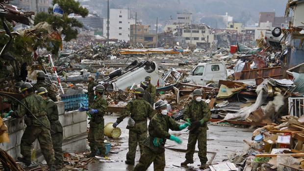 «Fukushima mon amour», Eros (y Thanatos) en el infierno atómico