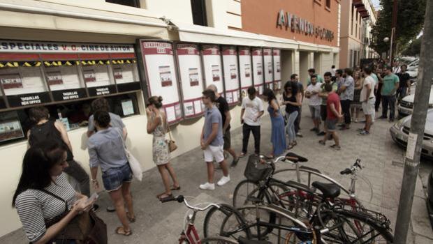 La Fiesta del Cine vuelve a Sevilla con entradas a 2'90 euros