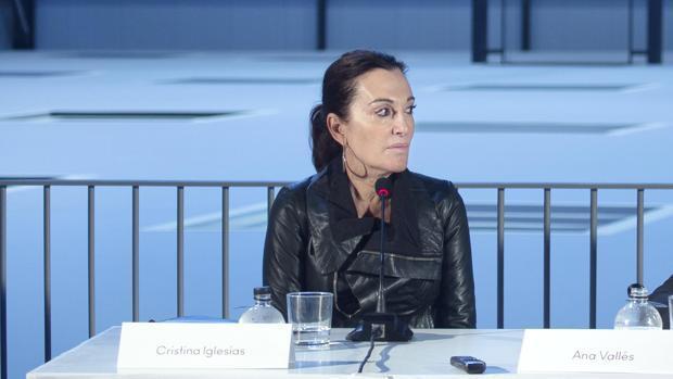Cristina Iglesias: «Juan Muñoz ha creado escuela»