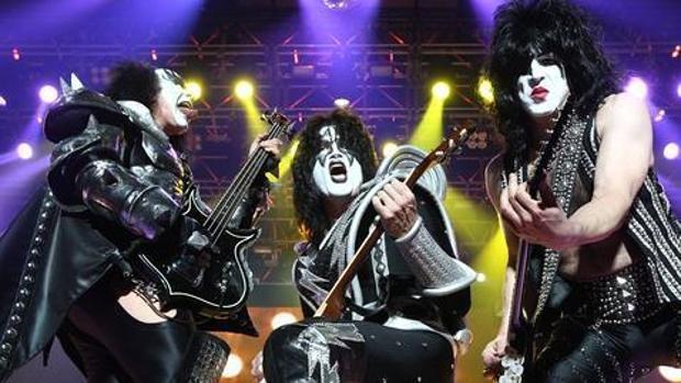 Kiss anuncia un concierto en el WiZink Center de Madrid en julio de 2018