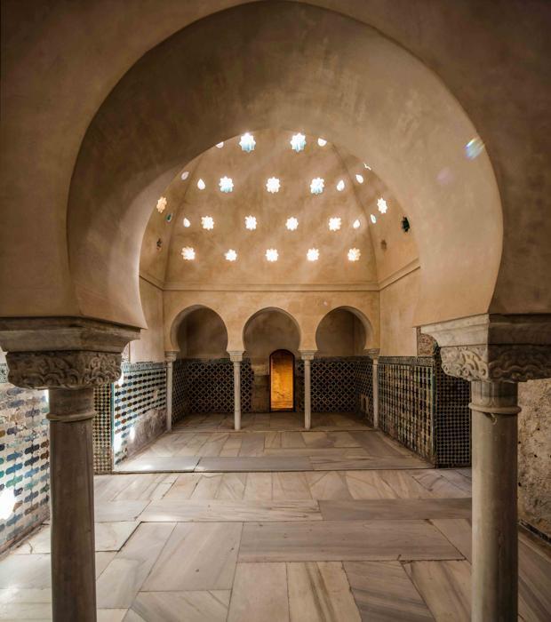 El Baño Real de la Alhambra recupera todo su esplendor