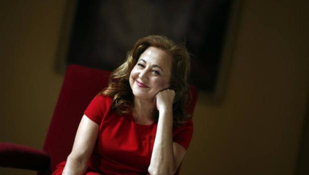 Carmen Machi: «Únicamente en el escenario se esfuma mi gran timidez»