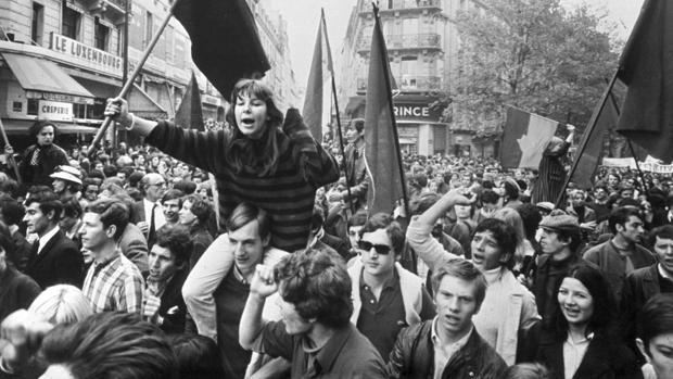 ¿Qué será de mayo del 68?