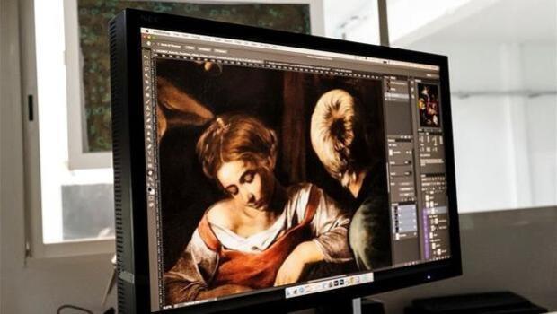 Un mafioso confiesa que la «Natividad» de Caravaggio fue partida y vendida a trozos