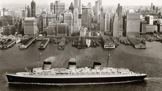 Lujo y glamur en la edad de oro de los viajes transoceánicos