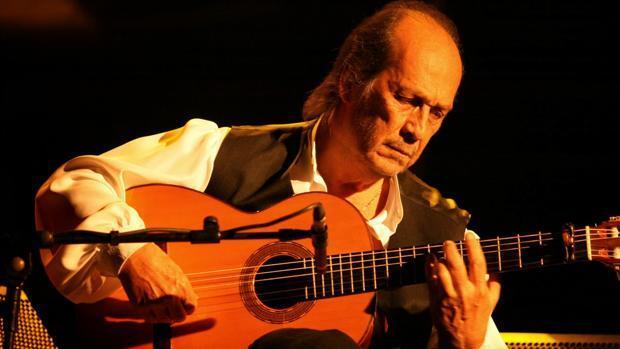 Cuatro años sin Paco de Lucía, el maestro de los guitarristas flamencos