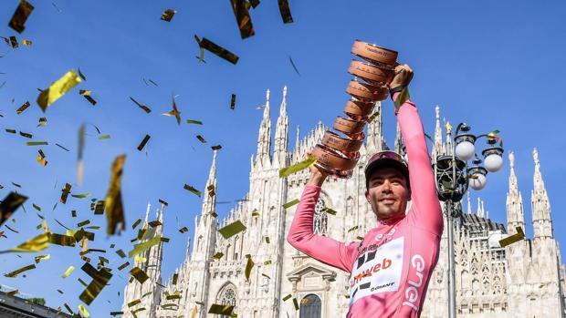 Jerusalén será el punto de partida del Giro de Italia 2018