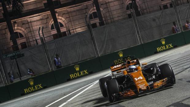Fernando, ¿quieres dar otra vuelta?: «No, por favor, no...»