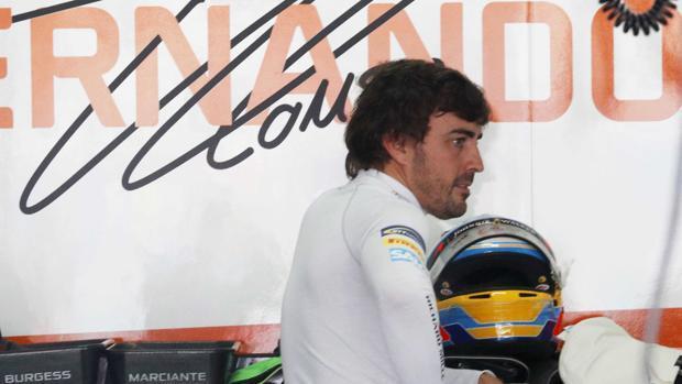 Alonso, sobre su futuro: «Quiero ser competitivo»