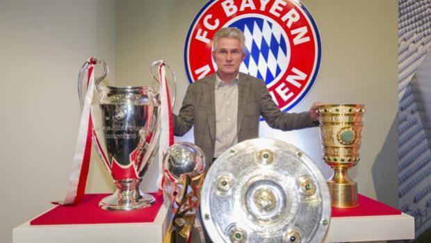 Heynckes se hará cargo del Bayern