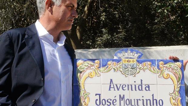 Bienvenidos a la avenida Mourinho
