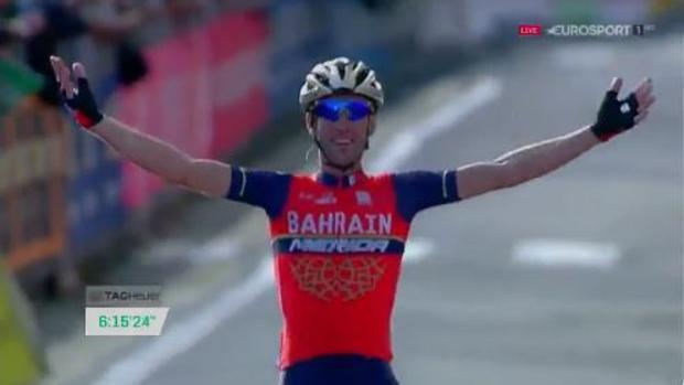 Nibali conquista 'Il Lombardía' por segunda vez