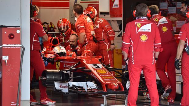 Una pieza de 59 euros puede sentenciar al jefe de Ferrari