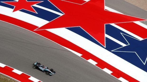Hamilton domina en Texas