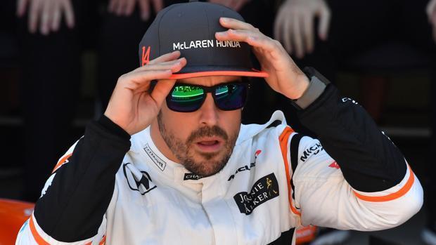 Las pruebas de Fernando Alonso fuera de la Fórmula 1