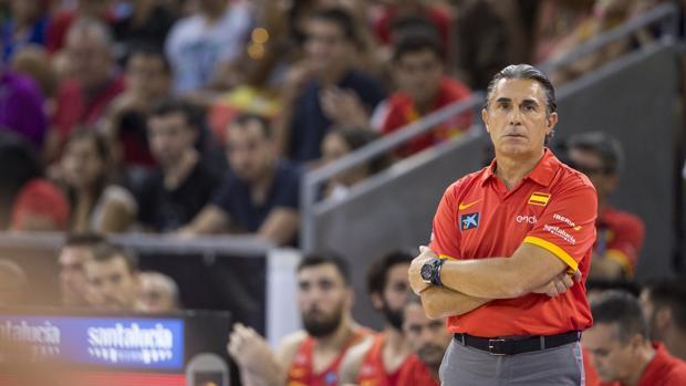 Scariolo: «No son 16 marcianos que van a ponerse la camiseta de España»